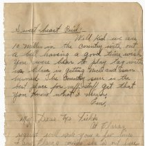 Image of 035_2015.162.4_em And Ekie Boese  To Reid Fields_july 5, 1918_page 01