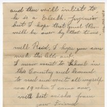 Image of 036_2015.162.4_ms. Phil Meister  To Reid Fields_july 6, 1918_page 03