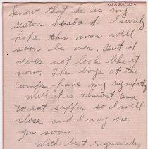 Image of 037_2015.162.4_minnie Specht To Reid Fields_july 6, 1918_page 03