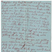 Image of 040_2015.162.4_clara Wrasse To Reid Fields_july 9, 1918_page 02