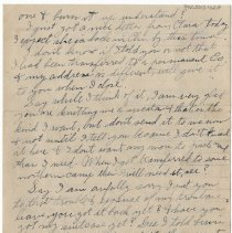Image of 042_2015.162.4_reid Fields To Parents_july 15, 1918_page 02