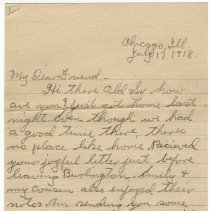 Image of 046_2015.162.4_clara Wrasse To Reid Fields_july 17, 1918_page 01
