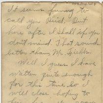 Image of 047_2015.162.4_minnie Specht To Reid Fields_july 19, 1918_page 06