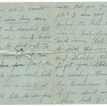 Image of 051_2015.162.4_hattie To Reid Fields_july 25, 1918_page 02-03