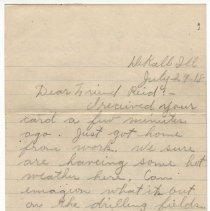 Image of 053_2015.162.4_minnie Specht To Reid Fields_july 29, 1918_page 01
