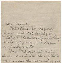 Image of 054_2015.162.4_emma Guyris To Reid Fields_july 29, 1918_page 01
