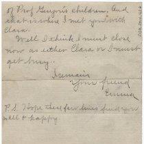 Image of 054_2015.162.4_emma Guyris To Reid Fields_july 29, 1918_page 02