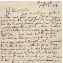 Image of 056_2015.162.4_clara Wrasse To Reid Fields_july 29, 1918_page 01