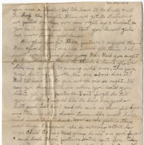Image of 061_2015.162.4_clara Wrasse To Reid Fields_august 1, 1918_page 02