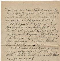 Image of 066_2015.162.4_reid Fields To Parents_august 21, 1918_page 03