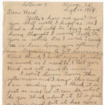 Image of 069_2015.162.4_clara Wrasse To Reid Fields_september 10, 1918_page 01