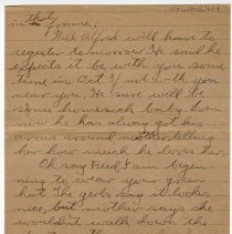 Image of 071_2015.162.4_clara Wrasse To Reid Fields_september 11, 1918_page 02
