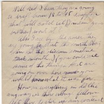Image of 072_2015.162.4_reid Fields To Clara Wrasse_september 12, 1918_page 03