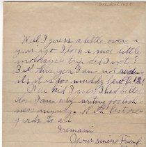 Image of 072_2015.162.4_reid Fields To Clara Wrasse_september 12, 1918_page 04