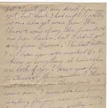 Image of 073_2015.162.4_reid Fields To Parents_september 12, 1918_page 02