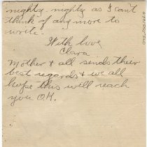 Image of 075_2015.162.4_clara Wrasse To Reid Fields_september 20, 1918_page 04