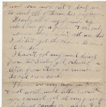 Image of 076_2015.162.4_reid Fields To Parents_september 19, 1918_page 03