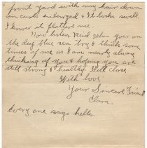 Image of 079_2015.162.4_clara Wrasse To Reid Fields_september 23, 1918_page 05