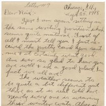 Image of 080_2015.162.4_clara Wrasse To Reid Fields_september 25, 1918_page 01