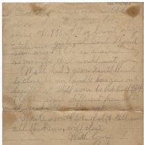 Image of 081_2015.162.4_reid Fields To Clara Wrasse_september 27, 1918_page 04