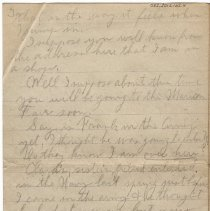 Image of 082_2015.162.4_reid Fields To Parents_september 27, 1918_page 03