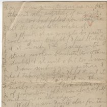 Image of 082_2015.162.4_reid Fields To Parents_september 27, 1918_page 04