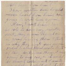 Image of 086_2015.162.4_reid Fields To Parents_october 6, 1918_page 06