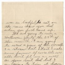 Image of 087_2015.162.4_clara Wrasse To Reid Fields_october 12, 1918_page 03
