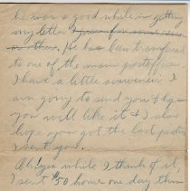 Image of 088_2015.162.4_reid Fields To Parents_october 12, 1918_page 02