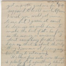 Image of 088_2015.162.4_reid Fields To Parents_october 12, 1918_page 04