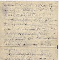 Image of 089_2015.162.4_reid Fields To Parents_october 13, 1918_page 02