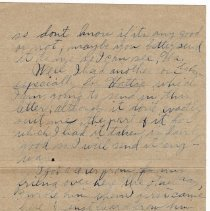 Image of 092_2015.162.4_reid Fields To Clara Wrasse_october 20, 1918_page 02