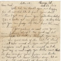 Image of 094_2015.162.4_clara Wrasse To Reid Fields_october 22, 1918_page 01