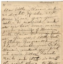 Image of 097_2015.162.4_maude Gute To Reid Fields_october 27, 1918_page 04