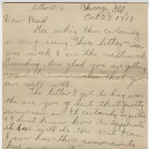 Image of 100_2015.162.4_clara Wrasse To Reid Fields_october 29, 1918_page 01