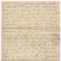 Image of 100_2015.162.4_clara Wrasse To Reid Fields_october 29, 1918_page 03