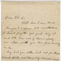 Image of 101_2015.162.4_olga W.  To Reid Fields_october 29, 1918_page 01