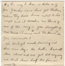 Image of 101_2015.162.4_olga W.  To Reid Fields_october 29, 1918_page 02