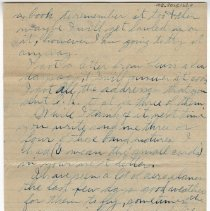 Image of 102_2015.162.4_reid Fields To Parents_october 29, 1918_page 02