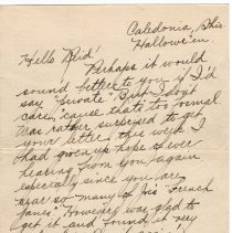 Image of 104_2015.162.4_ruth  To Reid Fields_october 31, 1918_page 01