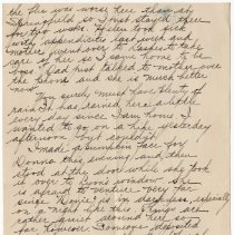Image of 104_2015.162.4_ruth  To Reid Fields_october 31, 1918_page 02