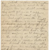 Image of 105_2015.162.4_clara Wrasse To Reid Fields_november 1, 1918_page 02