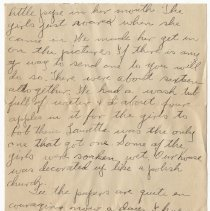 Image of 105_2015.162.4_clara Wrasse To Reid Fields_november 1, 1918_page 03
