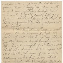 Image of 106_2015.162.4_clara Wrasse To Reid Fields_november 4, 1918_page 02