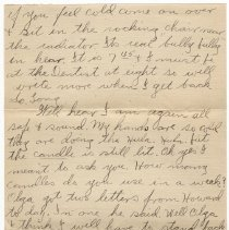 Image of 106_2015.162.4_clara Wrasse To Reid Fields_november 4, 1918_page 03