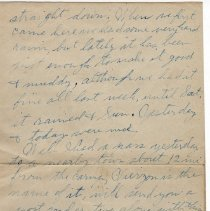 Image of 108_2015.162.4_reid Fields To Parents_november 5, 1918_page 02