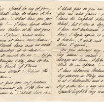 Image of 110_2015.162.4_marthe Hoeheseau To Reid Fields_november 10, 1918_page 02-03