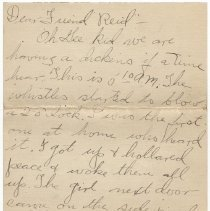 Image of 113_2015.162.4_clara Wrasse To Reid Fields_november 11, 1918_page 01