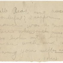 Image of 114_2015.162.4_alice To Reid Fields_november 11, 1918_page 01