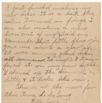 Image of 115_2015.162.4_clara Wrasse To Reid Fields_november 15, 1918_page 05
